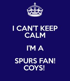 It's been like that for me every year since 1968 London Football, Tottenham Hotspur Football, Chelsea Football, Cant Keep Calm, Keep Calm And Love, Match Of The Day, Soccer Highlights, Spurs Fans, White Hart Lane