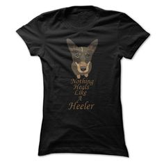 Nothing quite heals like an Australian Cattle Dog can!Ask any ACD lover and theyll agree!This original tee is designed just for YOU!!!