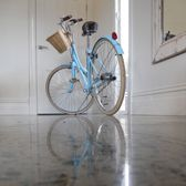 Geocrete creates Australia's most unique, innovative and durable polished concrete floors. Premium concrete polishers for a superior polished floor. Polished Concrete, Concrete Floors, Photo Galleries, New Homes, Flooring, Gallery, House, Roof Rack, Home