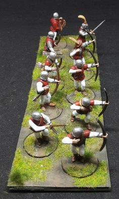 War of the Roses Bowmen (Perry Miniatures)