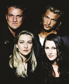 Ace Of Base!  Still love their music.