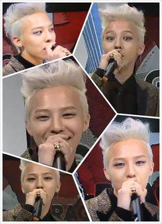 G-Dragon (Kwon Ji Yong ) ♡ #BIGBANG - Inkigayo