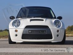 Wide Body GTR, MINI Generation 1 Mini Coopers, Mini One, Wide Body, Hot Rods, Cool Cars, Minis, Transportation, Germany, Nice