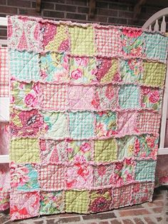 pymt 1 RESERVED for Jessica S Rag toddler by southerncharmquilts, $50.00