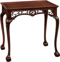 We browsed through internet scouting for the most expensive furniture items, and we found some antique items boasting massive architectural forms, o Bel Air, Most Expensive, Antique Items, Home Look, Vanity Bench, Entryway Tables, Antiques, Things To Sell, Home Decor