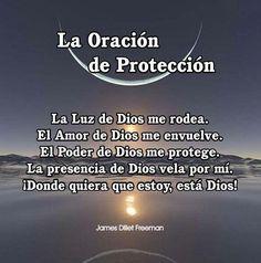 Oración de Protección                                                       …