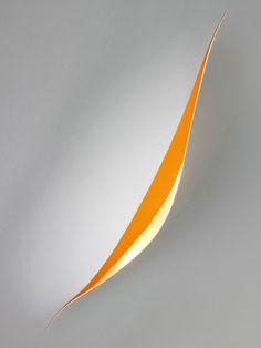 Fiberglass / LED / by Ingo Maurer