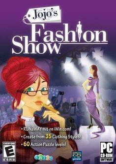 Jojo's Fashion Show Windows PC   #computergames #videogames #pcgames