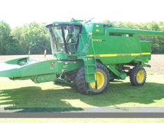1998 John Deere 9610 Combine  http://www.heavyequipmentregistry.com/heavy-equipment/12402.htm