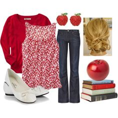Teacher, Teacher 31, created by qtpiekelso on Polyvore