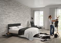 Svart & hvitt #svaneseng #interiør #soverom #svanebeds #interiorinspiration