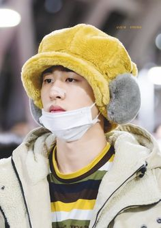 my online archive. photos are not mine otherwise stated. Yg Ikon, Kim Hanbin Ikon, K Pop, Innocent Person, Jay Song, Cute Hats, Airport Style, Record Producer, Handsome Boys
