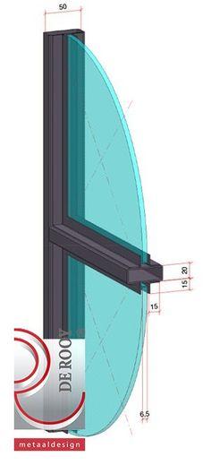 U kunt bij onze stalen deuren kiezen uit drie verschillende profielen. Onder profielen verstaan wij de vorm en de dikte van het stalen frame van de deuren.