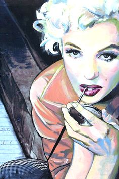 Marilyn Monroe Pop Art <3