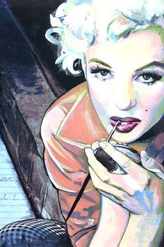 Marilyn Monroe Pop Art  <3