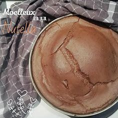 recette THERMOMIX : Moelleux au Nutella .. pure et simple tuerie !
