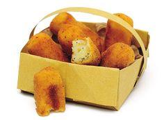 Denny Chef Blog: Crocchette di patate ai tre sapori