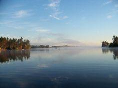 Looks like a fishing morning