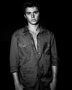 Kenny Wormald. I tend to love broad shoulders, and you know, guys that dance.