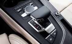 2017 Audi A4 gear stick