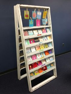 Awesome idea for the sentimental items kept stored away
