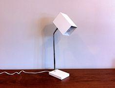 Midcentury modern lamp - etsy $175