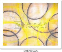 See Yellow Art Prints at FreeArt. Get Up to 10 Free Yellow Art Prints! Gallery-Quality Yellow Art Prints Ship Same Day. Free Art Prints, Canvas Art Prints, Painting Prints, Canvas Wall Art, Grey Abstract Art, Grey Art, Yellow Art, Grey Yellow, C 18