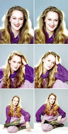 Meryl Streep, photo by Jack Mitchell Meryl Streep, Grace Gummer, Blond, Diane Keaton, Female Actresses, Great Films, Movie Photo, Young And Beautiful, Beauty