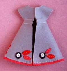 Mimi Kirchner's Hand Sewn Felt Doll   Purl Soho