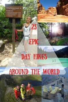 23 Epic Day Hikes Around The World - Gemma Jane Adventures