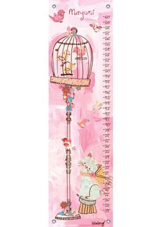 Cute Growth Chart