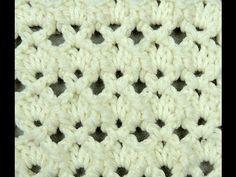 Crochet: Punto en Relieve # 9