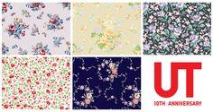 Laura Ashley Collaboration with Uniqlo