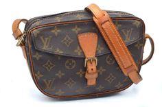 Authentic Louis Vuitton Jeune Fille PM Monogram Crossbody Bag