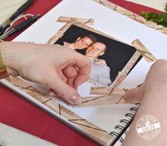 Washi Tape für die Hochzeit, zum Verschönern und kreativen Gestalten des Gästebuches. Klebestreifen im neutralen braun und gold Farbtönen zum Gestalten deiner DIY Ideen und Projekte. #hochzeit #gold #washitape #diy  #ideen #feenstaub Washi Tape, Neutral, Polaroid Film, Time Capsule, Place Cards, Invitation Cards, Simple Diy, Memories