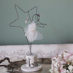 Oggi il mio buongiorno ha l'anima delicata di una piccola stella danzante