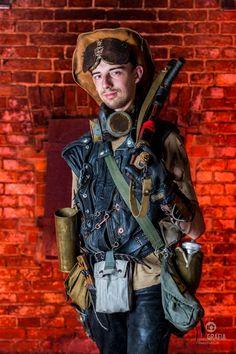 Wasteland Bounty Hunter