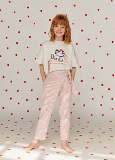 Sleepwear Girls' Clothing (newborn-5t) Vêtement Bébé Enthusiastic Pyjama été Coton Fille 3 Mois Kiabi