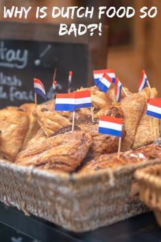 Dutch food is bad because the Netherlands was a colonizer for ages and they adopted other cultures cuisines. In the Netherlands, you can find food from all over the world. In Amsterdam live 180 different nationalities and in the Netherlands, there are people from almost 200 different countries.#dutchfood #amsterdamfoodie #foodlover #amsterdamfood #hollandfood #food #foodie #inlovewithfood
