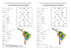 Países Hispanohablantes
