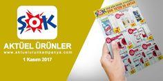ŞOK 1 Kasım 2017 Aktüel Ürünler Kataloğu