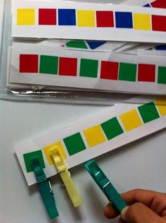 Farben lernen