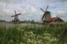 Zaanse Schans, Netherlands. May 2015