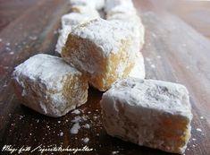 szeretetrehangoltan: Turrón, a mandula édesség