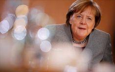Views in news: Χαιρετίζει η Μέρκελ την απόφαση του SPD για τις δι...