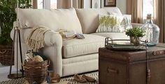BL WEB SHOPTHELOOK SP14 969x500 LivingRoom Autumn1 - Cottage/Country - Living Room - Images by Birch Lane | Wayfair