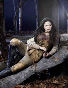 Once Upon A Time, Snow White. This show makes her so AWESOME!!!