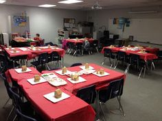 Room Moms Rock: Class Activities - Gingerbread House Class Party instructions