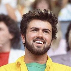 George Michael (1985 - Live Aid) The face of an Angel.