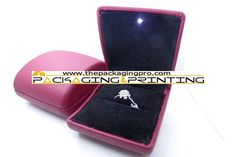 led light jewelry boxes - http://www.thepackagingpro.com/products/led-light-jewelry-boxes/